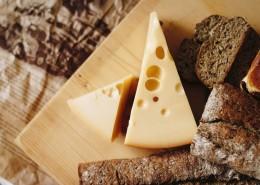 奶香浓郁的奶酪图片(12张)