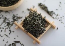 绿茶茶叶图片(10张)