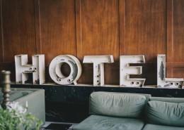 旅馆的英文招牌图片(10