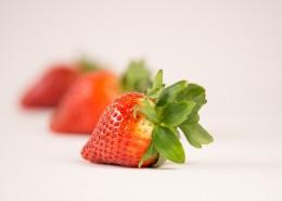 酸甜可口的鲜红草莓图片(11张)