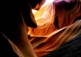 美国亚利桑纳州羚羊峡谷