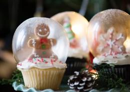 圣诞节甜点图片(12张)
