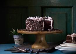香浓的巧克力蛋糕图片(11张)