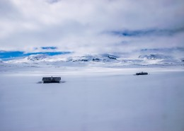 冬季的雪原图片(13张)