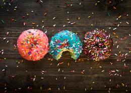 香甜美味的甜甜圈图片(10张)