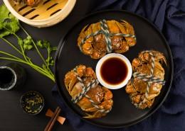美味的大闸蟹图片(10张)