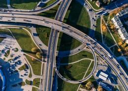 城市立交桥图片(10张)