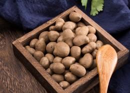 营养的山药豆图片(9张)