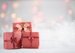 圣诞礼物盒图片(10张)