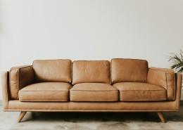 柔软舒适的长沙发图片(1