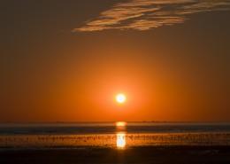 唯美的日落风景图片(10张)