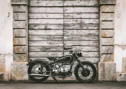 摩托车的特写图片(11张)