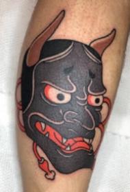 日式纹身 18款传统的日