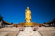 新疆红光山大佛寺风景图片(23张)