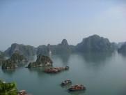 越南下龙湾风景图片(10张)