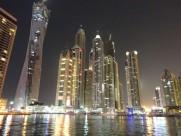 迪拜夜景图片(8张)
