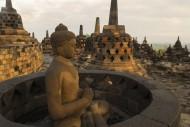 印尼爪哇岛建筑风景图片(8张)