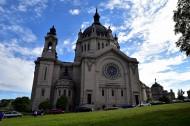 美国圣保罗圣保禄主教座堂图片(17张)