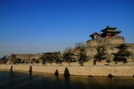 河北邯郸丛台公园风景图片(9张)