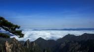 安徽黄山云海风景图片(9张)