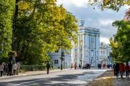 俄罗斯圣彼得堡冬宫风景图片(15张)