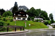 德国国王湖小镇风景图片(12张)