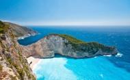 希腊自然风景图片(9张)