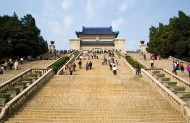 南京中山陵图片(14张)