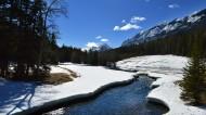 加拿大班夫国家公园风景图片(18张)