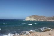 圣托里尼红沙滩风景图片(12张)