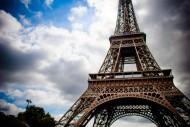 法国巴黎埃菲尔铁塔图片(12张)