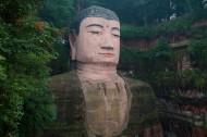 四川乐山大佛图片(23张)