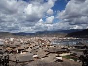 香格里拉独克宗古城图片(20张)