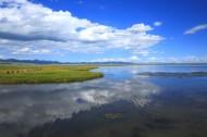四川若尔盖花湖风景图片(13张)