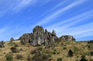 湖北神农架板壁岩风景图片(6张)