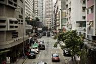 香港旺角街景图片(13张)