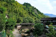 浙江林坑风景图片(14张)