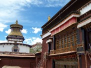 西藏扎什伦布寺图片(10张)