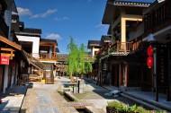 湖南张家界溪布街风景图片(20张)