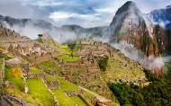 印加帝国古城遗址风景图片(10张)