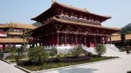 湖北武汉嵩阳寺风景图片(12张)