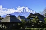 美丽的富士山图片(12张)