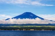 日本富士山风景图片(16张)