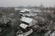 浙江杭州西溪湿地冬季风景图片(11张)