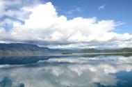 四川泸沽湖风景图片(9张)