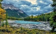 加拿大阿尔伯塔自然风景图片(19张)