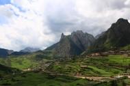 西藏扎尕那风景图片(17张)