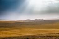 内蒙古呼伦贝尔草原秋天风景图片(12张)