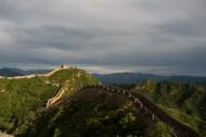 河北金山岭长城风景图片(8张)