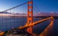 美国旧金山金门大桥图片(18张)